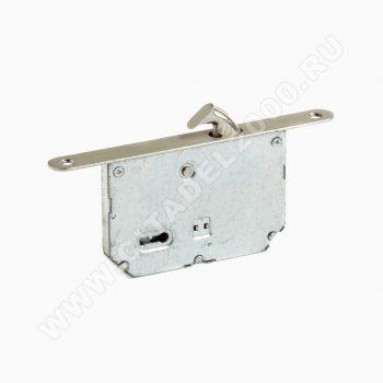Замок купе ключ 222 C SN (матовый никель)
