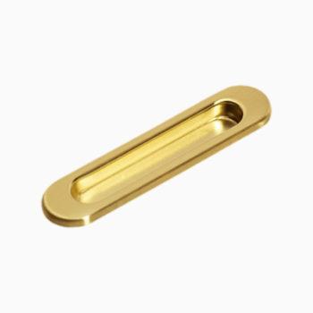 Ручка-купе SL010 SB (матовое золото)