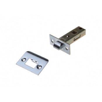 Защёлка дверная межкомнатная L 6-45 PC (хром)