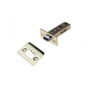 Защёлка дверная межкомнатная L 6-45 PB (золото)