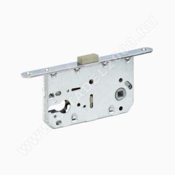 Н-М Корпус замка магнит. М 25М-85 мм (хром) под цилиндр
