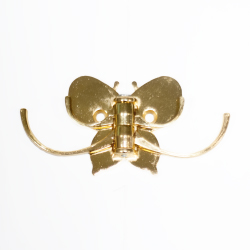 "Крючок ""Бабочка"" 805 (золото)"