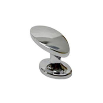 Ручка мебельная, кнопка 6045-06 (хром) - 181438
