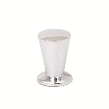 Ручка мебельная, кнопка RC002CP (хром) - 113817