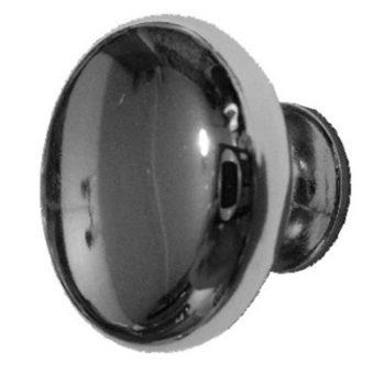 Ручка-кнопка мебельная 14 ZY (хром) d=29 мм