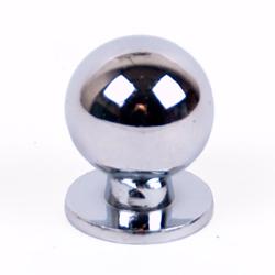 Ручка мебельная, кнопка шар (хром) 6041-06  - 181115