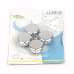 Зеркалодержатель d 25 мм металл/пластик (хром)
