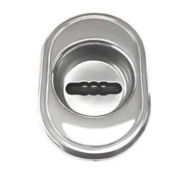 Ключевина Кл-С26 Хп (2 шт.) (хром)