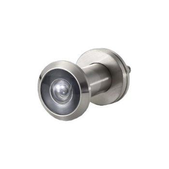 Дверной глазок MSM ZP-60 SN (матовый хром)