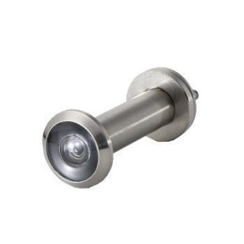 Дверной глазок MSM ZP-100 SN (матовый хром)