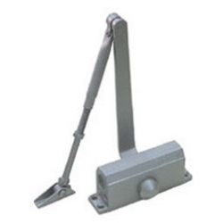 Н-М Доводчик №3s F бол (80кг) - серебро - с фиксацией