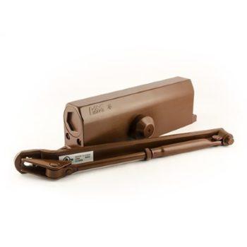 Н-М Доводчик №5S (160кг) - коричневый - морозостойкий