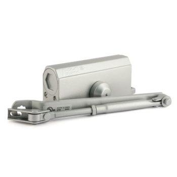 Н-М Доводчик №3S большой (80кг) - серебро - морозостойкий