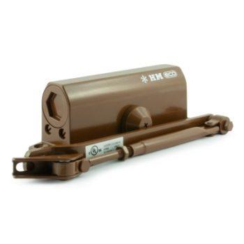 Н-М Доводчик 520 ЕСО (25-70 кг) - коричневый - морозостойкий