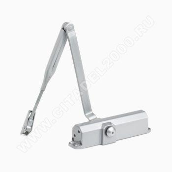 """Доводчик """"DORMA"""" Compakt EN 2/3/4 (до120 кг) (серый)"""