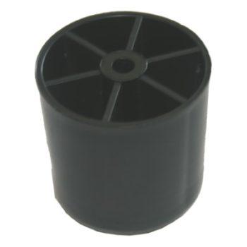 Опора №4 d=50 мм, h=35 мм (пластмасса)